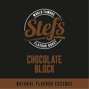 Chocolate Block - Natural Chocolate Essence