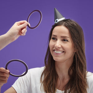 Witch Hat Hoop Game  - Creep It Real