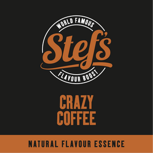 Crazy Coffee - Natural Coffee Essence