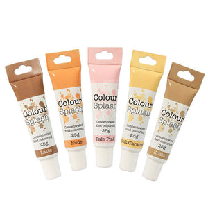 Neutral Gel Colouring Set