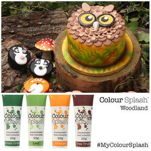 Woodland Colour Gel Set