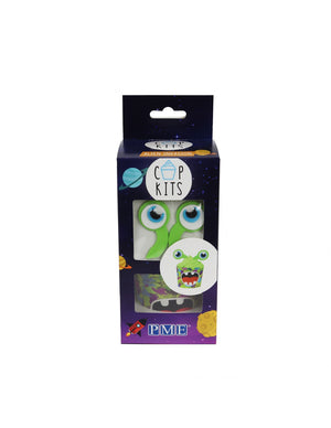 Alien Invasion Cupcake Decorating Kit - CupKits - PME