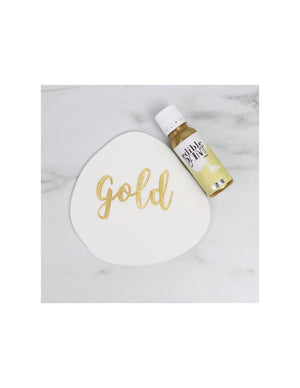 PME Edible Metallic Paint Gold - 20ml