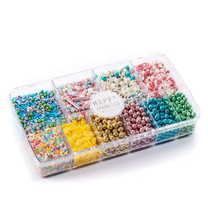 Happy Sprinkles Rainbow Explosion Mixed Sprinkle Box