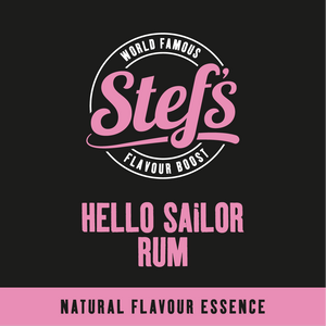 Hello Sailor Rum - Natural Rum Essence