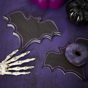 Bat Halloween Paper Napkins - Let's Get Batty - Ginger Ray
