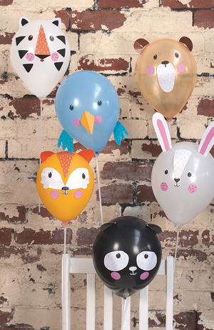 Make your Own Balloon Animals Set