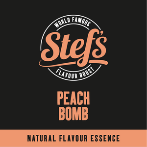 Peach Bomb - Natural Peach Essence