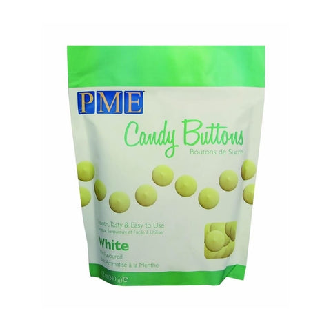 PME Candy Buttons - White 340g