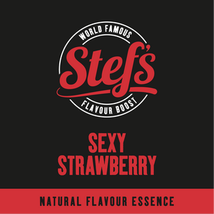 Sexy Strawberry - Natural Strawberry Essence