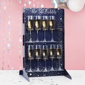 Bubbly Prosecco Drinks Wall Holder - Stargazer - Ginger Ray