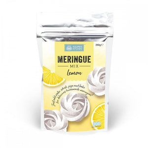 Meringue Mix - Lemon  - Squires Kitchen 250g