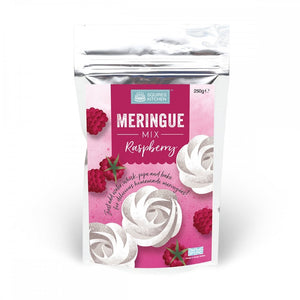 Meringue Mix - Raspberry  - Squires Kitchen 250g