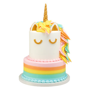 Unicorn Cake Decorating Set - 5 Piece Decoset