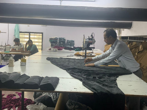 Custom clothing manufacturers for startups