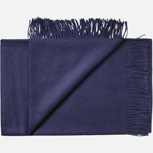 Lima Throw - Navy Blue