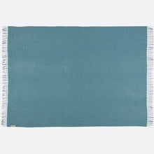 Cusco Throw - Ocean Blue