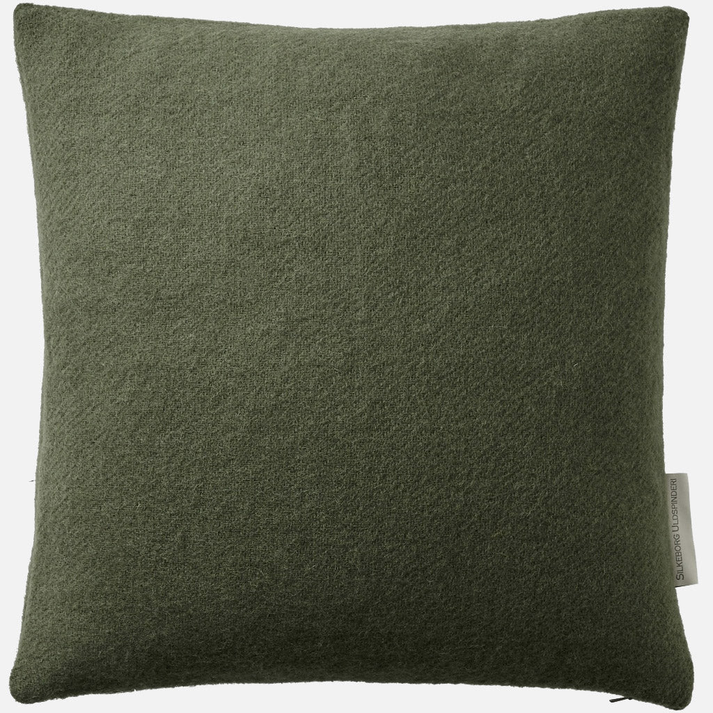 Athen cushion - Cypress green