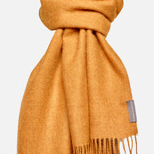 Cusco -  Baby Alpaca Scarf - Sparks Curry