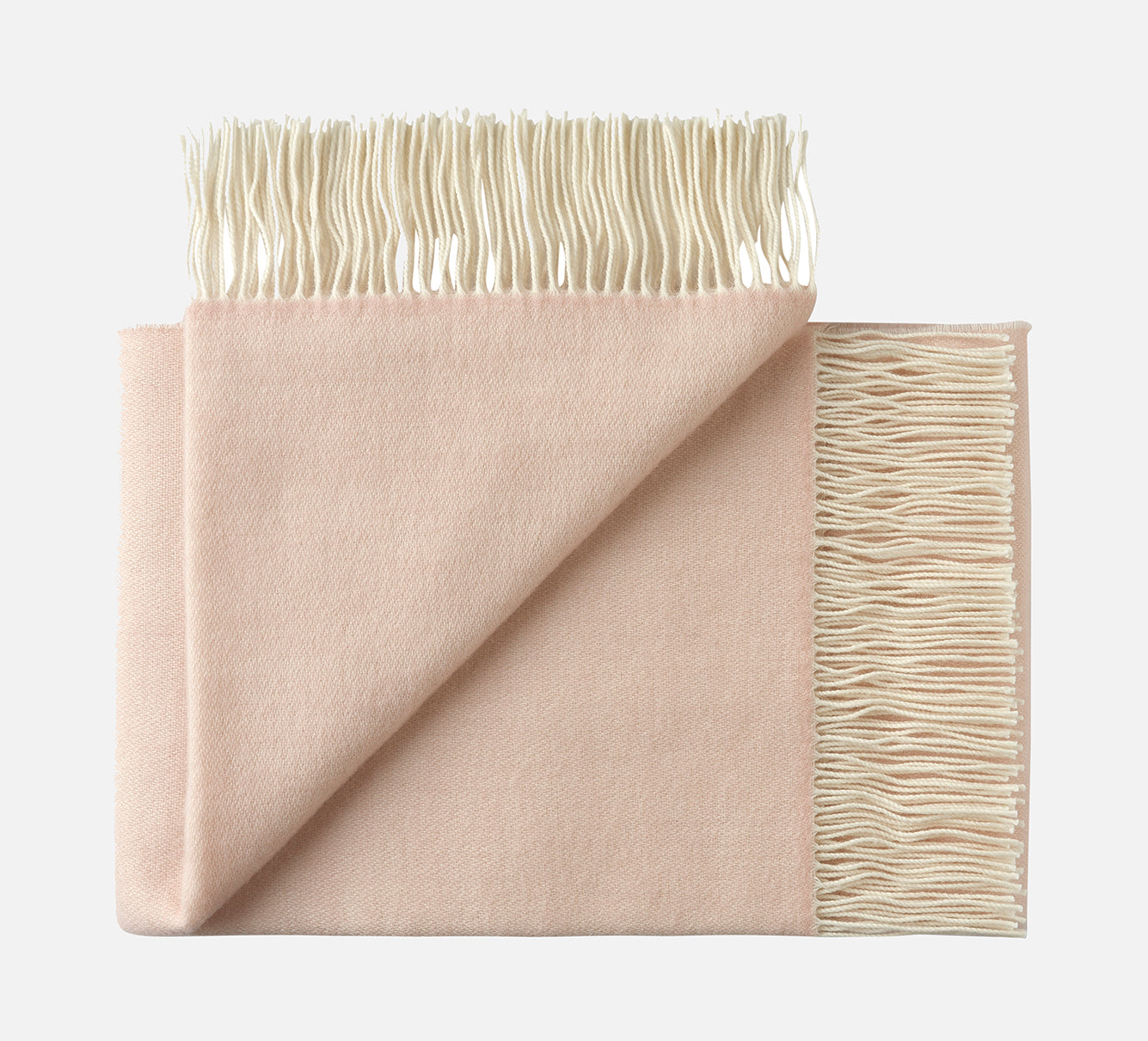Porto Throw - Powder Rose