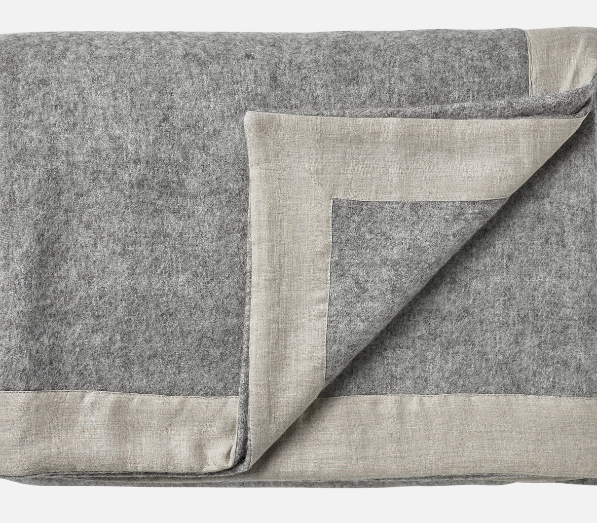 Gotland throw — Nordic Grey