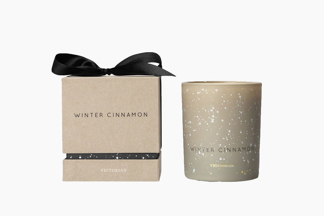 Winter Cinnamon Candle by On Interior