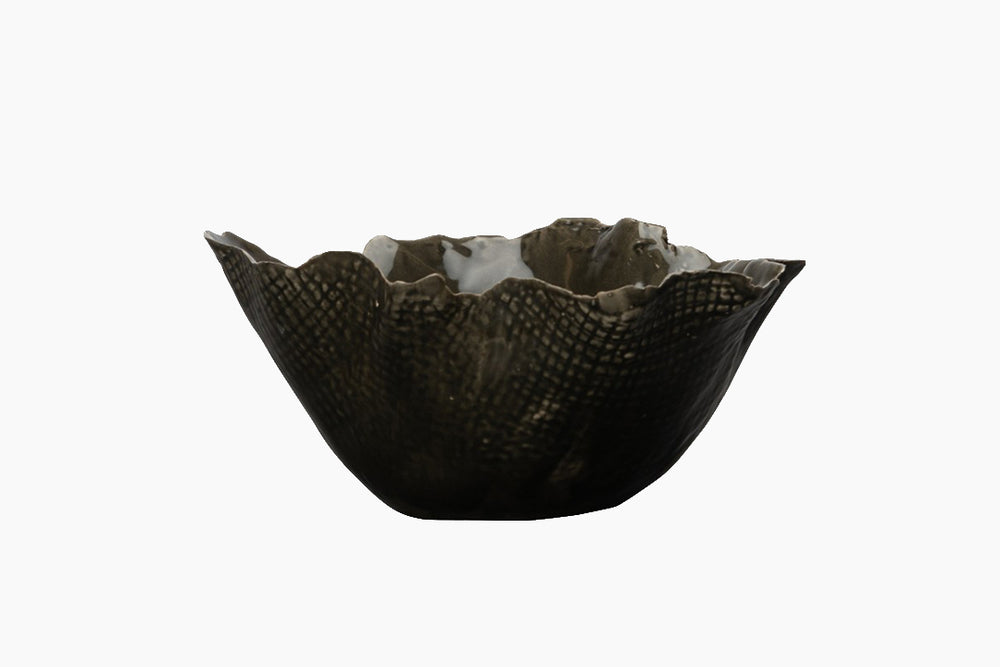 black Thalassa bowl by on Interior