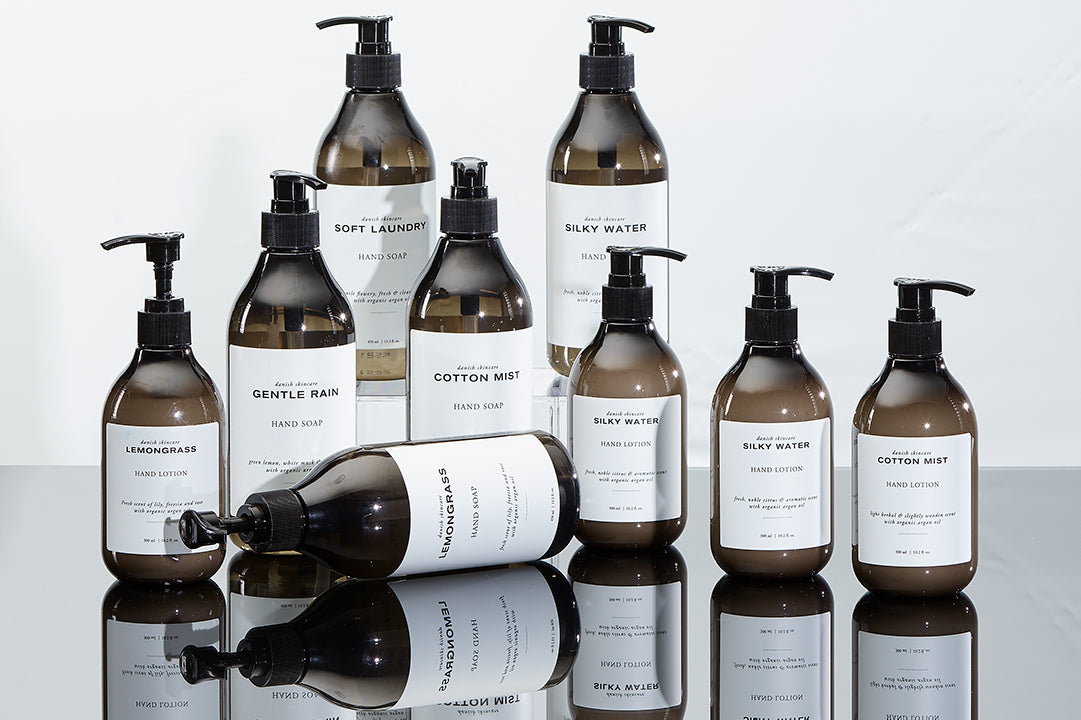 Apothecary Hand Wash Soap from Denmark