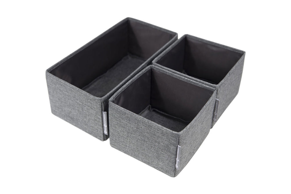 set of 3 draw organisers by Bigso