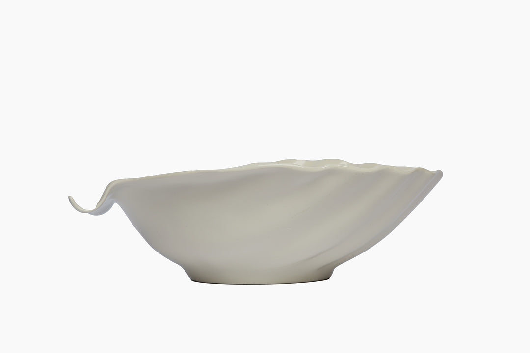 Ariel Porcelain Shell Bowl