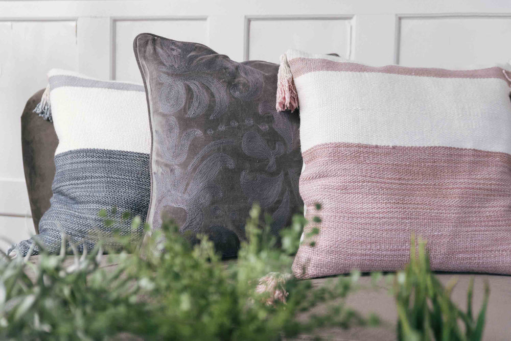 cozy living cushions