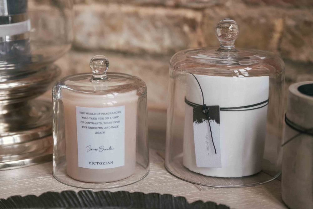 Victorian Candle - Seven Scentric by On Interiors