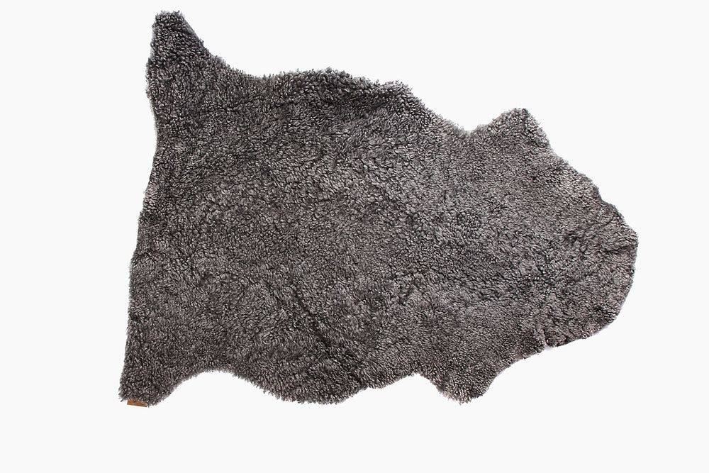 Shepherd of Sweden - Ella Sheepskin - Grey/Graphite