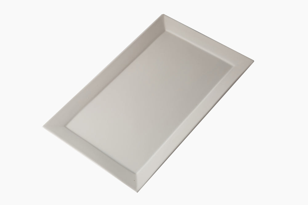 Rectangular Plate - Large by India Jane
