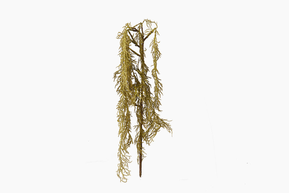 Artificial Hanging Green Willow Plant