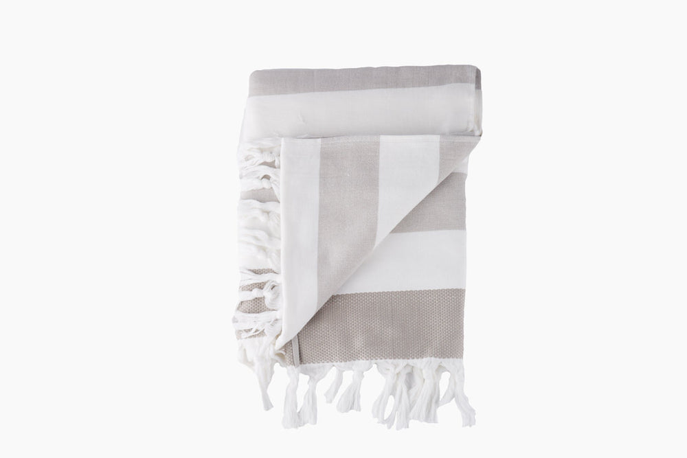 Striped Bath Towels 100% Organic Cotton