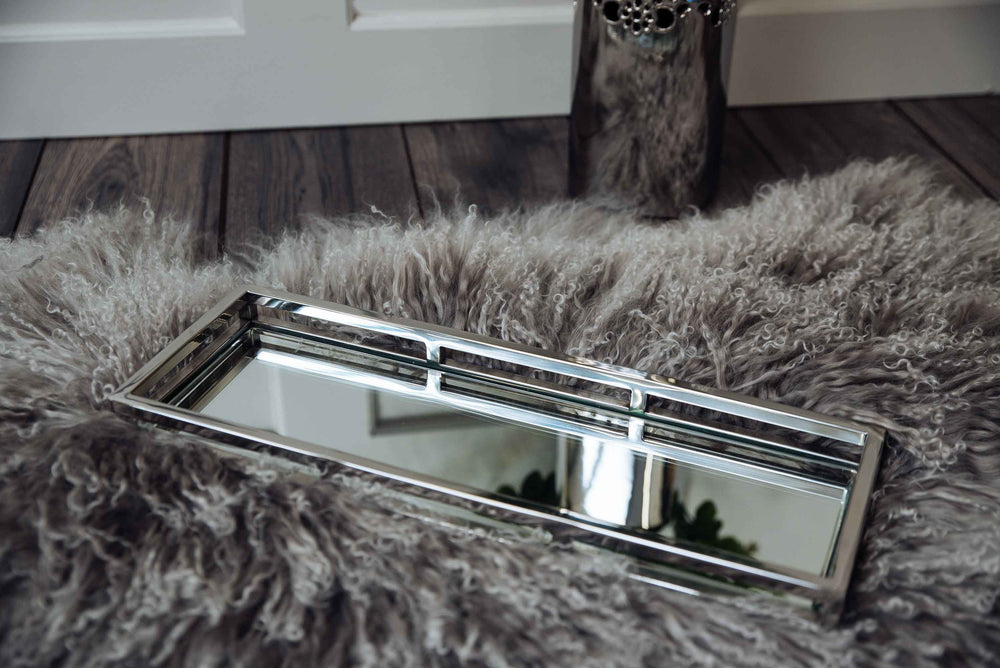 mirror tray for dresser