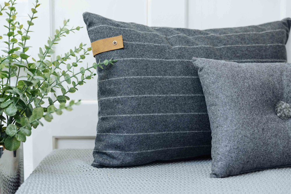Shepherd of Sweden - Marina Wool Cushion