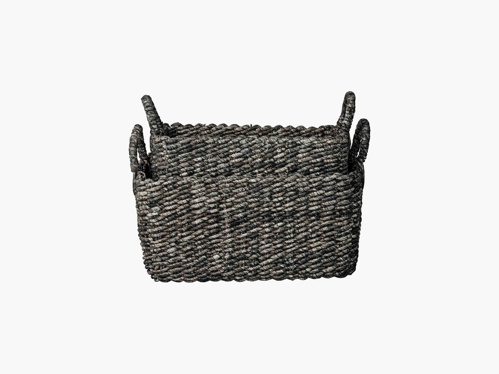 Lene Bjerre - Faith Basket Set - Shadow Grey