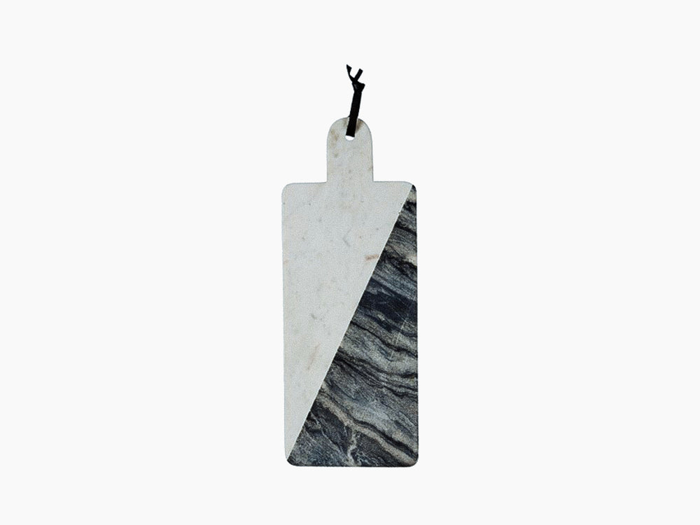 Marble Chopping Board - Monochrome by On Interiors