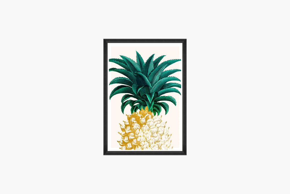 Pineapple Sweet Print by Mind The Gap