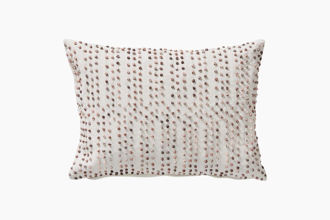 Sera Cushion in Off White by Lene Bjerre