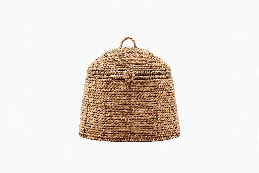 Natural Seagrass Storage Basket Rama by House Doctor