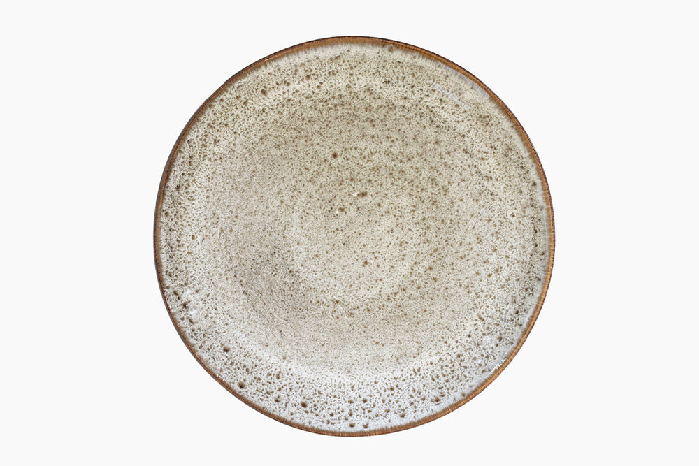 stoneware set in natural