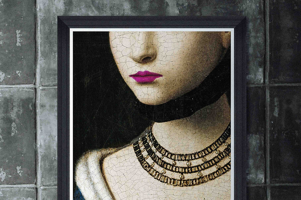 Duchess Fine Art Print by Mind The Gap