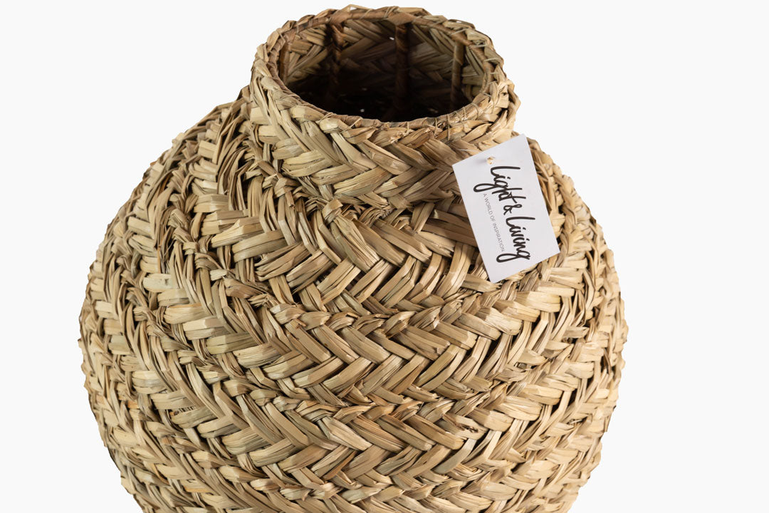 Winton Wicker Vase