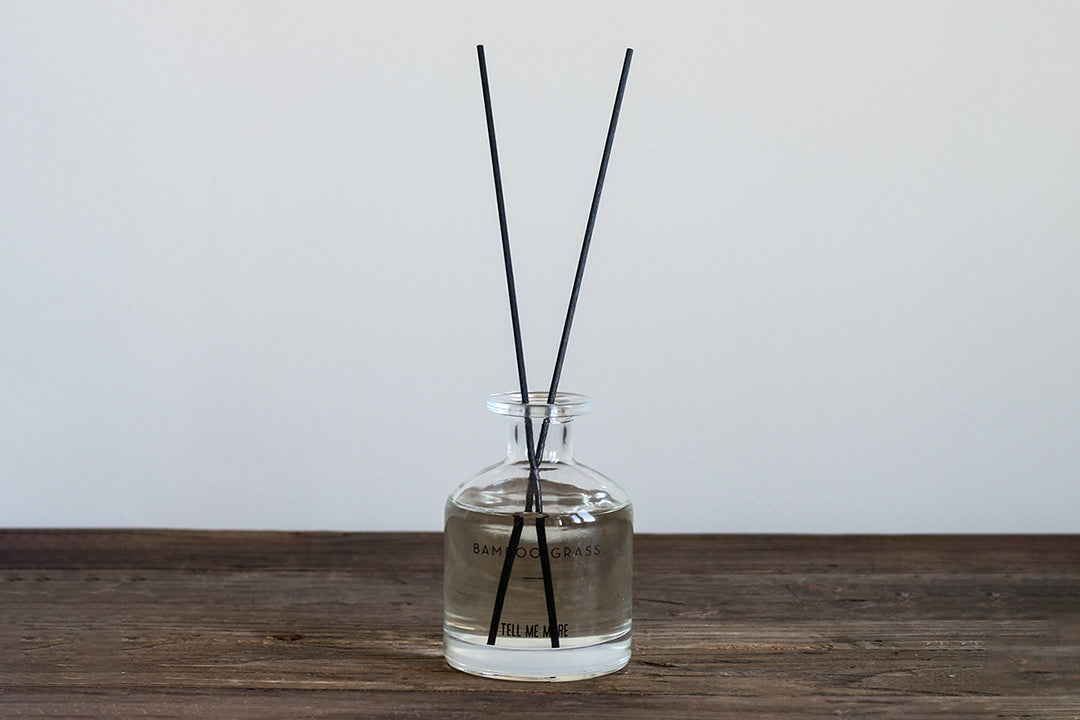 Bamboo Grass Reed Diffuser Tell Me More