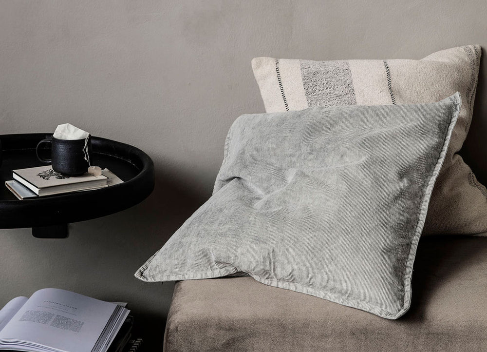 Light Grey Cushion by House Docto