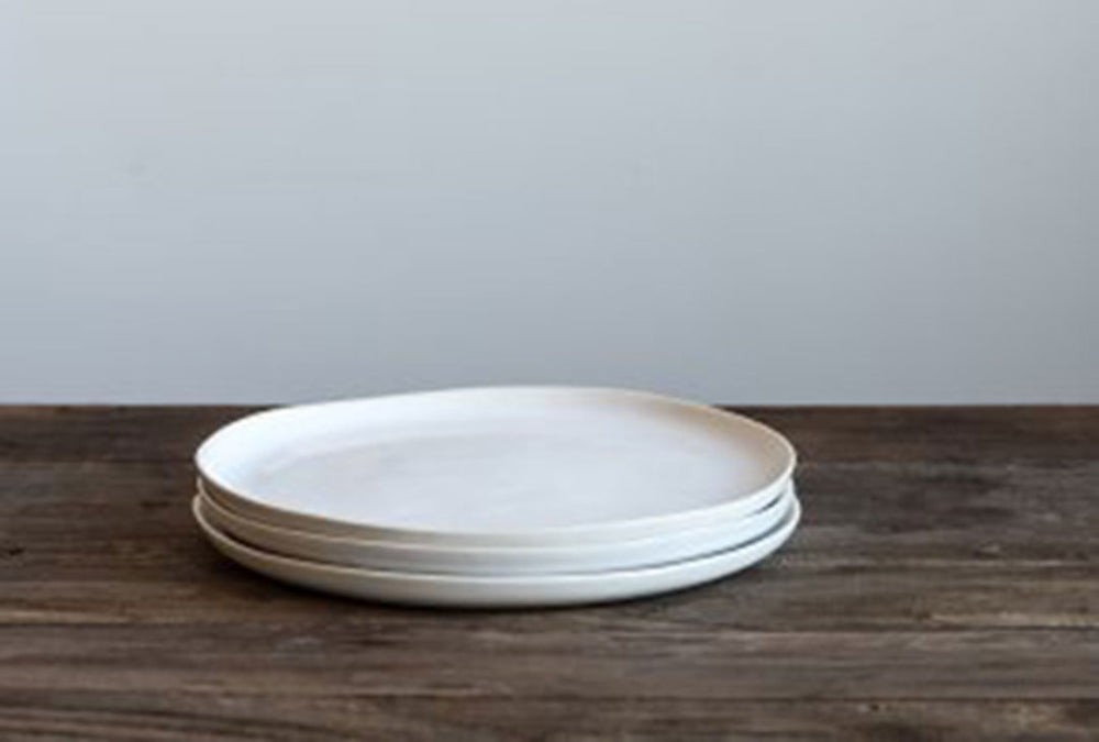 side plate in off white