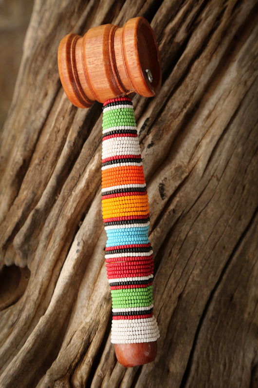 Bottle Opener Mallet in Traditional colors